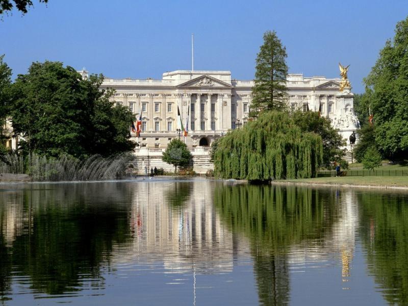 Pantallazo Palacio de Buckingham