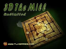 Pantallazo 3D The Mill Unlimited