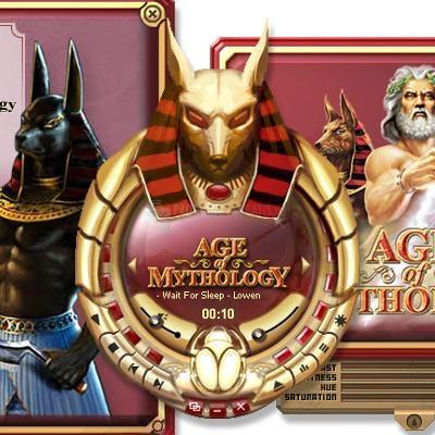 Pantallazo Age of Mythology Skin