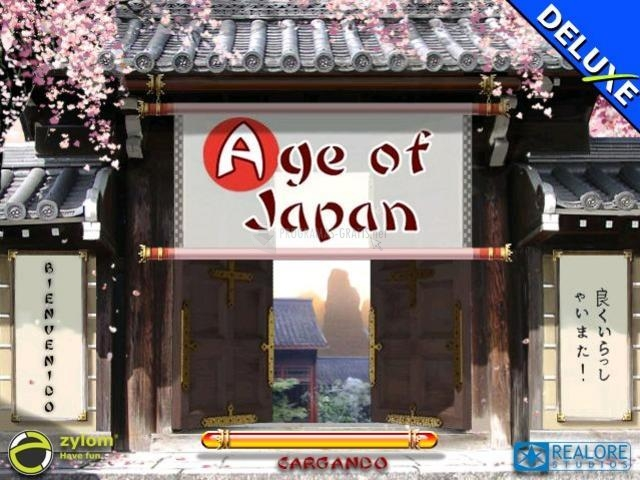 Pantallazo Age of Japan Deluxe