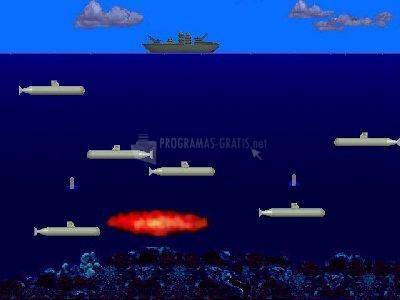 Pantallazo Battle At Sea