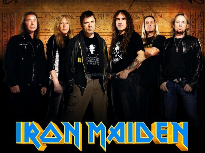 Pantallazo Iron Maiden