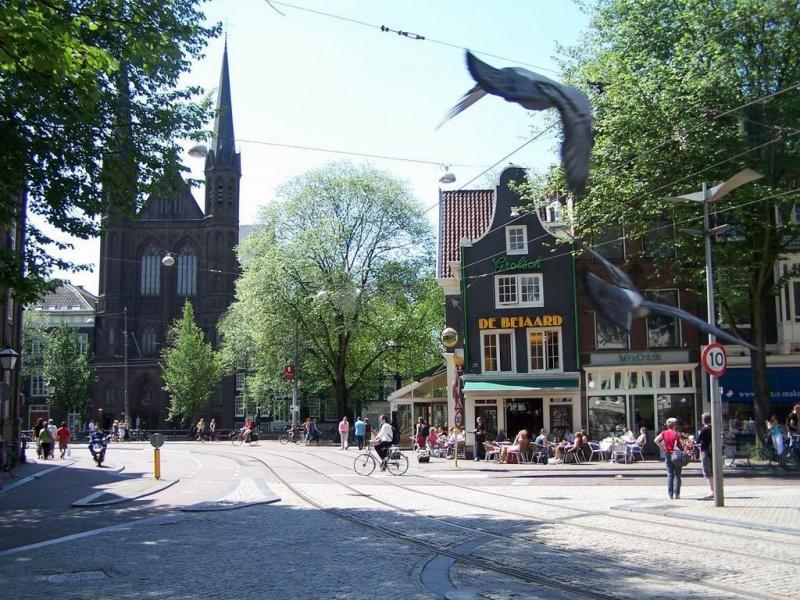 Pantallazo Ámsterdam de día