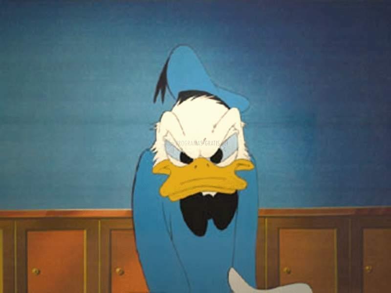 Pantallazo Pato Donald