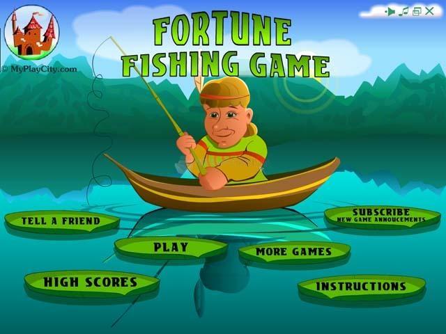 Pantallazo Fortune Fishing