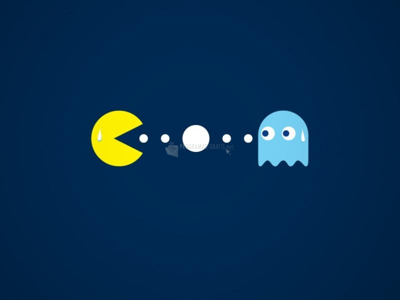 Pantallazo Pacman: Fondo
