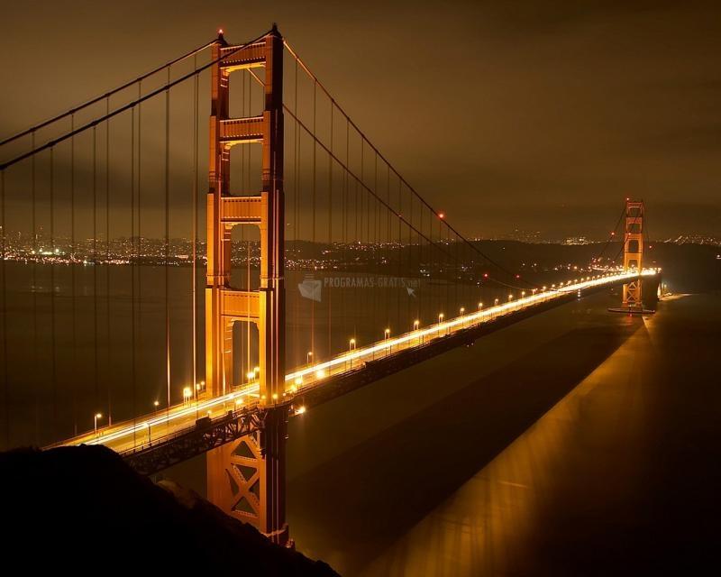 Pantallazo Golden Gate