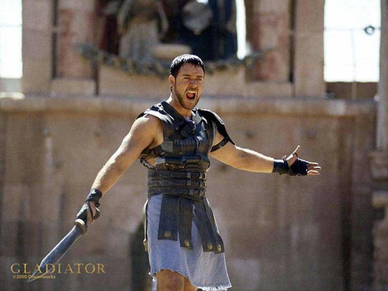 Pantallazo Gladiator: Fondo