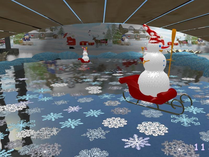 Pantallazo Christmas Lake 3D
