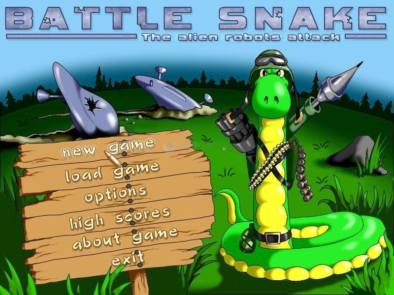 Pantallazo Battle Snake