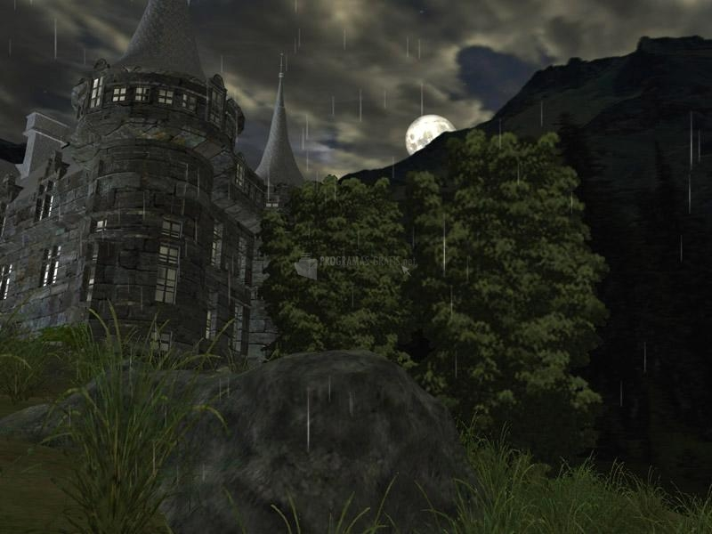 Pantallazo Dark Castle 3D ScreenSaver