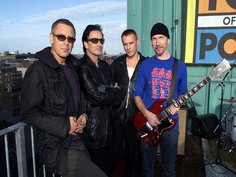 Pantallazo U2