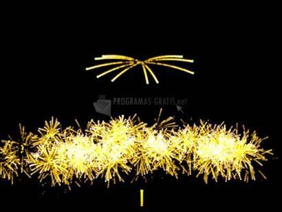 Pantallazo Free 3D Fireworks