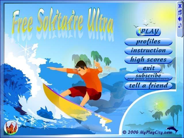 Pantallazo Free Solitaire Ultra