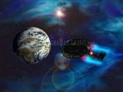 Pantallazo The Ships Of Star Trek Screensavers