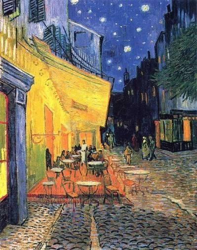 Pantallazo Vincent Van Gogh Painting Screensaver