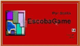 Pantallazo Escoba Game