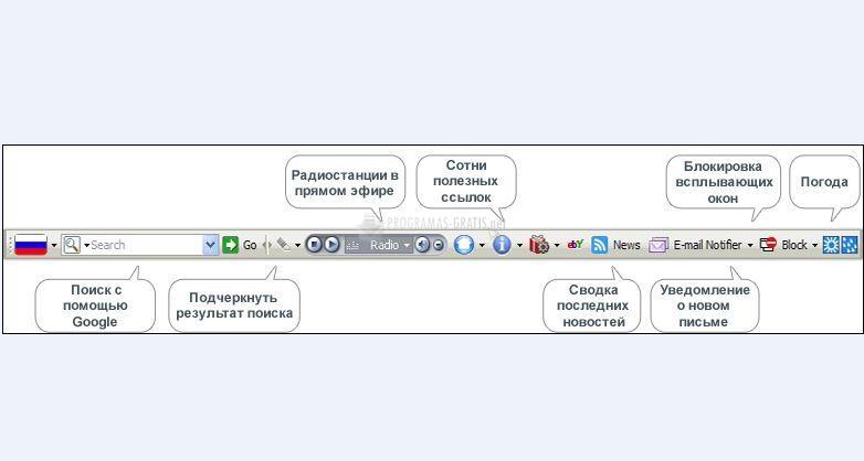 Foto Radio Russian Firefox