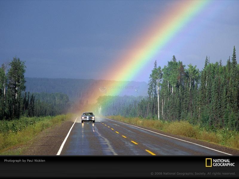 Pantallazo Rainbow Car