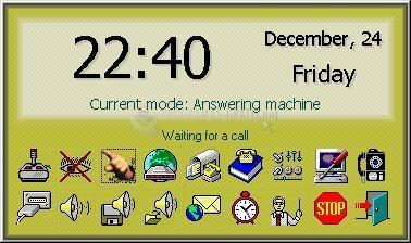 Pantallazo Active Phone Server