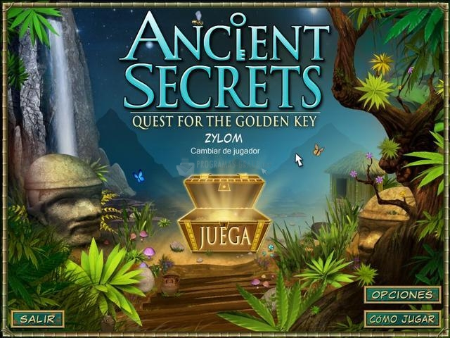 Pantallazo Ancient Secrets Deluxe