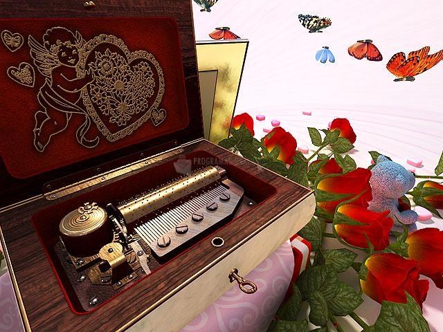 Pantallazo Valentine Musicbox 3D