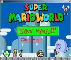 Pantallazo Save Mario!!!