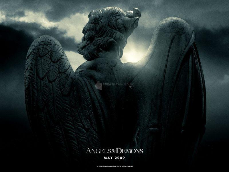 Pantallazo Ángeles y demonios