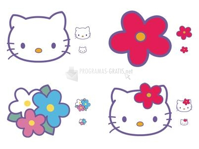 Pantallazo Hello Kitty