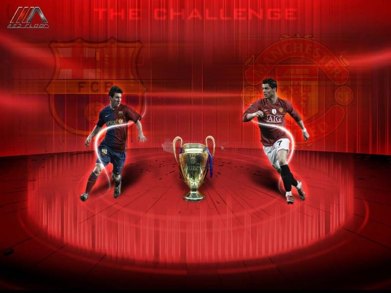 Pantallazo Champions League Final 2009