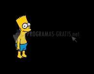 Pantallazo Bart tirándose al agua