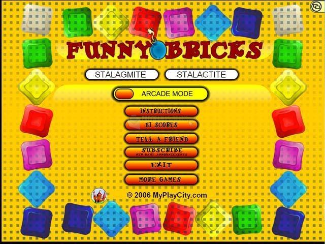 Pantallazo Funny Bricks