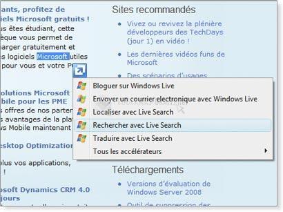Pantallazo Internet Explorer Català Vista
