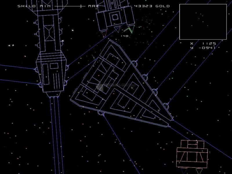 Pantallazo Line Space Wars