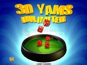 Pantallazo 3D Yams Unlimited
