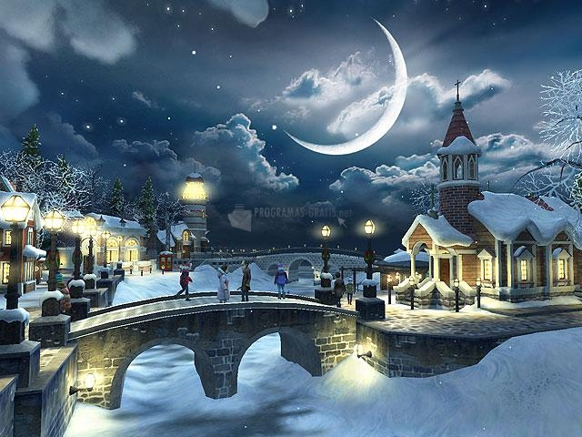 Pantallazo Snow Village