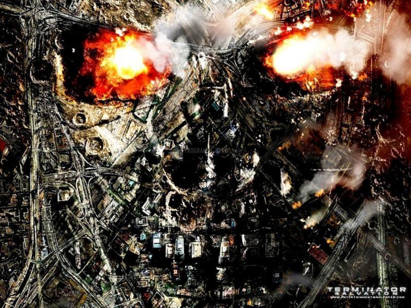 Pantallazo Terminator Salvation