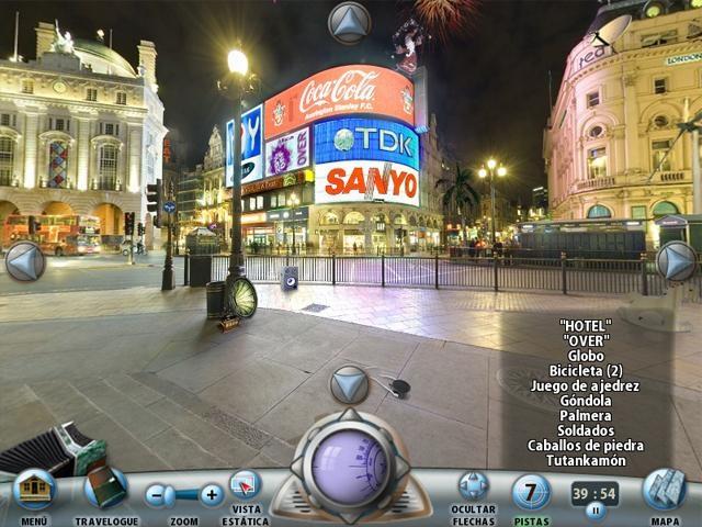 Pantallazo Misterio en Londres