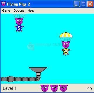 Pantallazo Flying Pigs