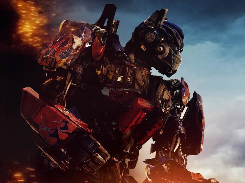 Pantallazo Transformers 2: Optimus Prime