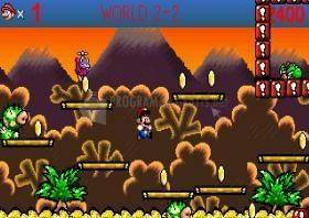 Pantallazo Super Mario 2: Yoshi´s Island