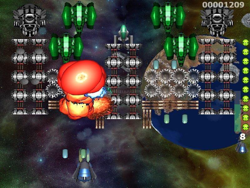 Pantallazo Iron Space II