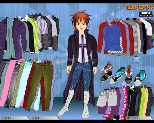 Pantallazo Peppy Anime Boy