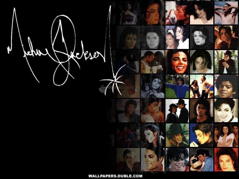 Pantallazo Michael Jackson
