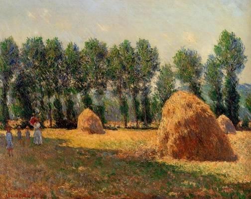 Pantallazo Claude Monet Screensaver
