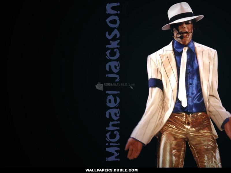 Pantallazo Michael Jackson bailando