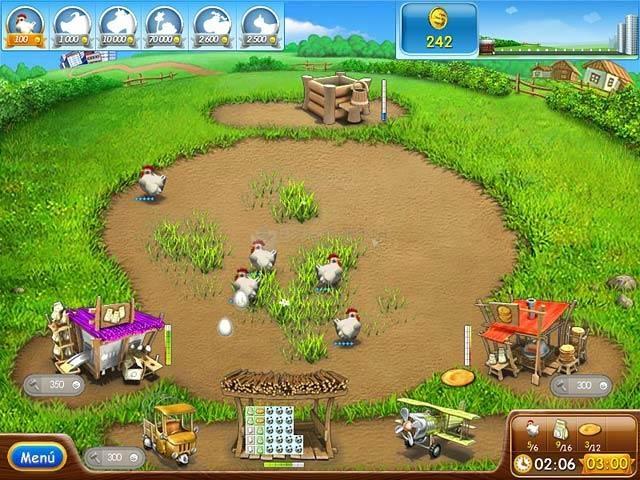 Pantallazo Farm Frenzy 2