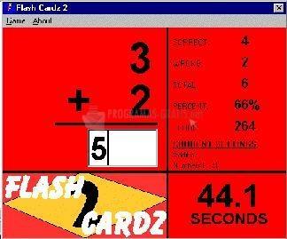 Pantallazo Flash Cardz