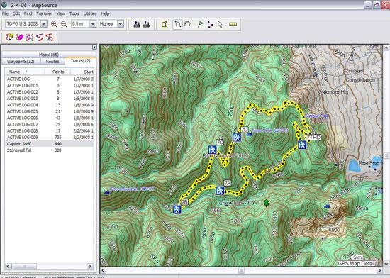 mapsource garmin complet