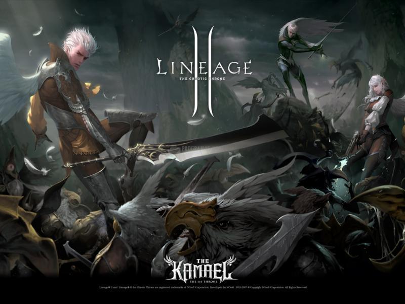 Pantallazo Lineage 2: Kamael